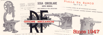 Birth of RF Meccanica