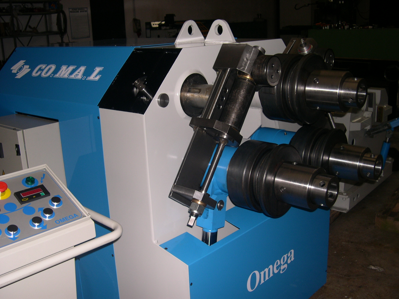 Omega80 Correction rolls