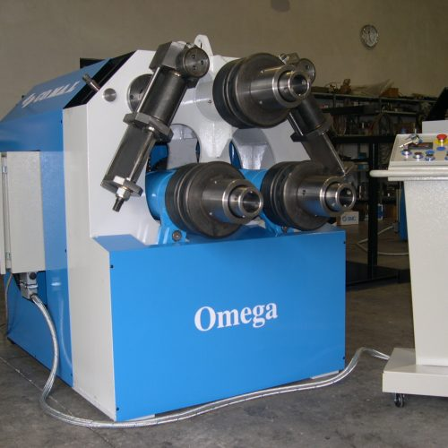Omega80 Overview